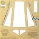 X-Wing Canopy Frames for DeAgostini Kit   1/72