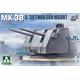 MK.38 5''/38 TWIN GUN MOUNT