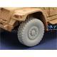 UK Husky TSV  Wheighted Wheel Set