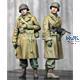 WW2 US Infantry Winter Set - 2 figs 1/35