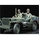 WW2 Jeep Crew  Set - 2 figs 1/35