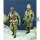 Romanian Infantry Walking, Eastern Front 1941-1944