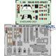 Bf-109G-2 SPACE-3D Decals + etched parts