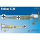 Fokker E.III 1/72   -Weekend Edition-