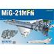 MiG-21MFN 1/72  -- Weekend Edition--