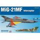 MiG-21MF Interceptor 1/72 -- Weekend Edition--