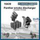 Panther smoke dischargers