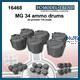 MG-34 ammo drums