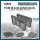 FCM 36 side grilles