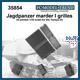 Jagdpanzer marder I grilles