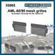 AML-60/ 90 mesh grilles
