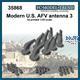 Modern U.S. AFV antennas 3