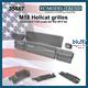 M18 Hellcat SPG mesh grilles