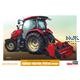 Yanmar Tractor YT5113A Rotary 1/35