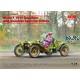 Model T 1913 Speedster with sports car drivers