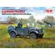 le.gl.Einheits-Pkw Kfz.4 Anti Aircraft Vehicle