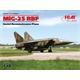 MiG-25 RBF, Soviet Reconnaissance Plane