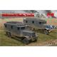 DIORAMA SET - Wehrmacht Radio Trucks