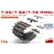 T-55/T-62/T-72 RMSh late Workable Track Links
