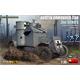 Austin Armored Car 3rd Series. German, etc service