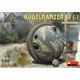 Kugelpanzer 41(r) -  Interior Kit