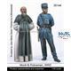 Monk & Policeman, WW2