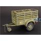 U.S.1-ton trailer Ben Hur