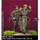 """Move Jerry"" British Trooper w/ Waffen SS POW"