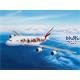 """Airbus A380-800 Emirates """"Wild Life"""""""