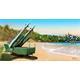 5P71 Launcher + 5V27 Pechora Missile (SA-3B Goa)