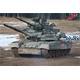 Russian T-80UE-1 MBT