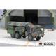 EBS Mannschafts- und Mun-Wagen für FH-70 (FH155-1)
