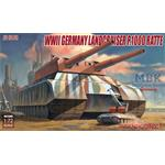 WW2 German Landcruiser P1000 Ratte