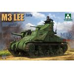 US Medium Tank M3 Lee - early